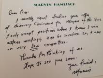 Marvin-Hamlisch-1992-letter